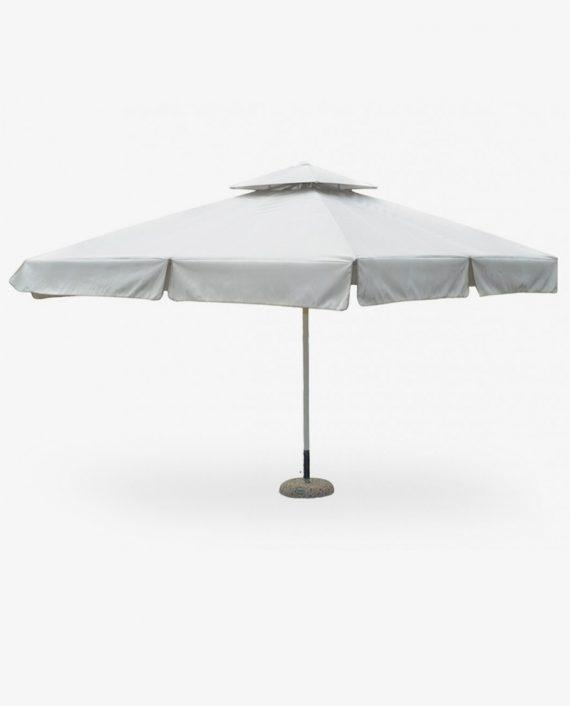 Ομπρέλα αλουμινίου 4Χ4μ