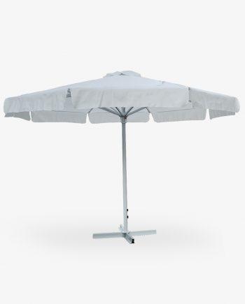 Πάνινη ομπρέλα αλουμινίου Φ3,5μ και Φ4μ