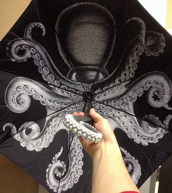 10 πανέξυπνες ομπρέλες που θα κάνουν τις βροχερές σας μέρες διαφορετικές!