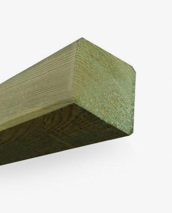 Ξύλινη_κολώνα_εμποτισμού_από_ξύλο_πεύκου