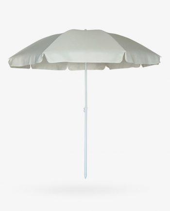 ομπρελα αλουμινιου θαλασσης